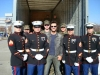 Luke Bryan Works With Marines And Toys For Tots