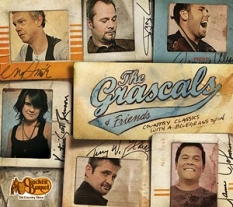 The-Grascals-and-Friends-CD-Cover