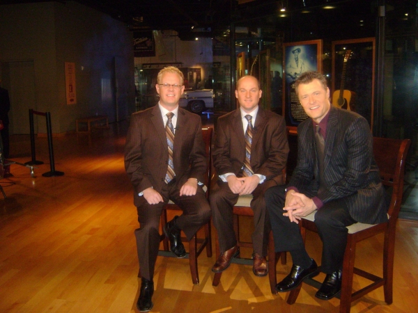 Dailey & Vincent Chat With GAC's Bill Cody