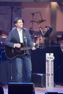 Josh Turner on Grand Ole Opry