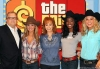 "Reba joins Drew Carey and ""Carey's Cuties"" for The Price is Right."